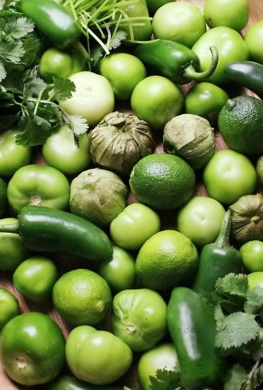 Tomatillo, Jelapeno, Lime, Cilantro make a god damn good preserve