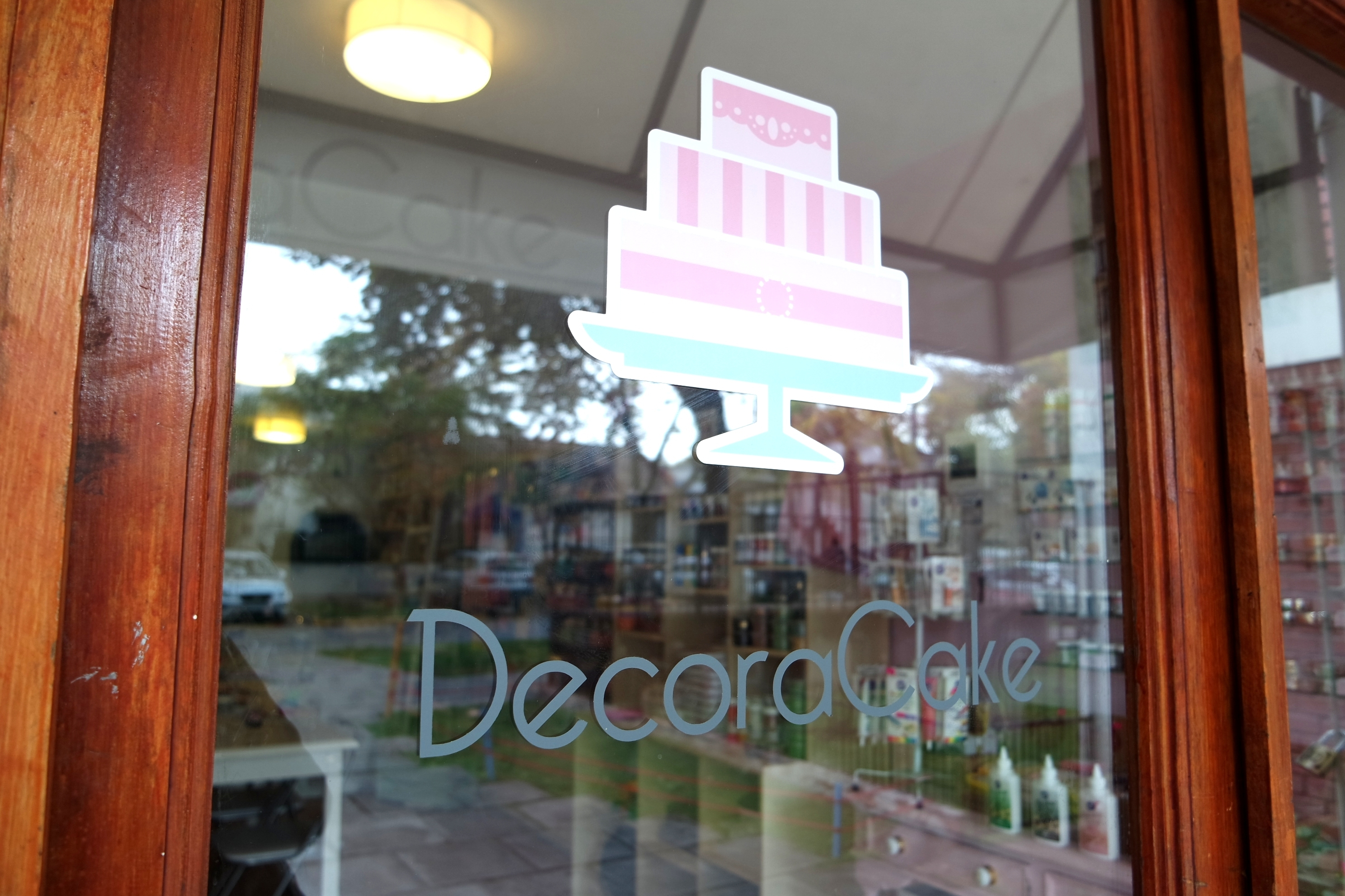 Lugares: DecoraCake [Barrio Italia]