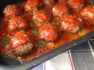 carne coxao mole recheada no forno