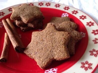 Biscoito natalino funcional – Especial de fim de ano