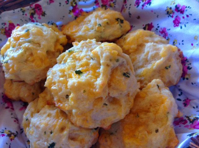 Biscuit de queijo (pão salgado)