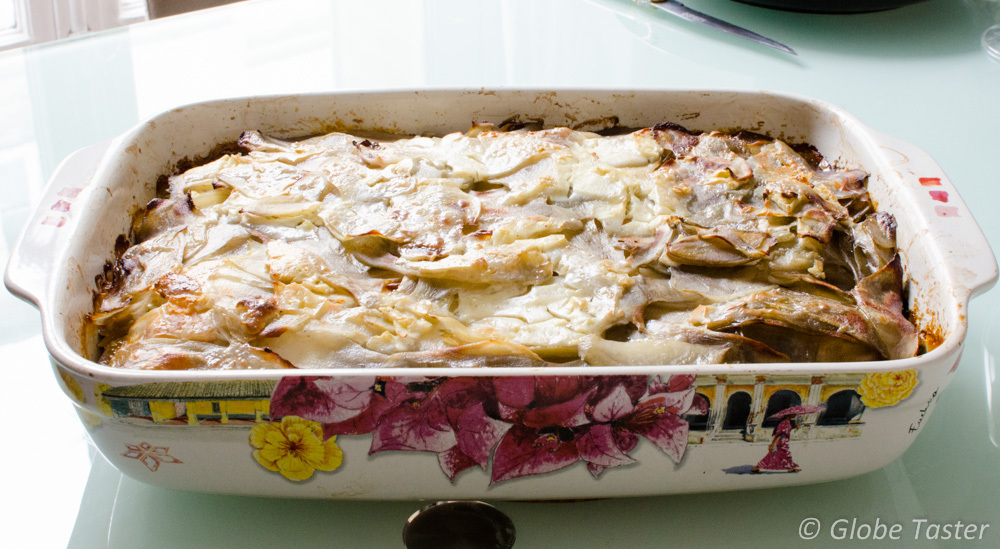 Paprikás krumpli, le gratin du gratin hongrois