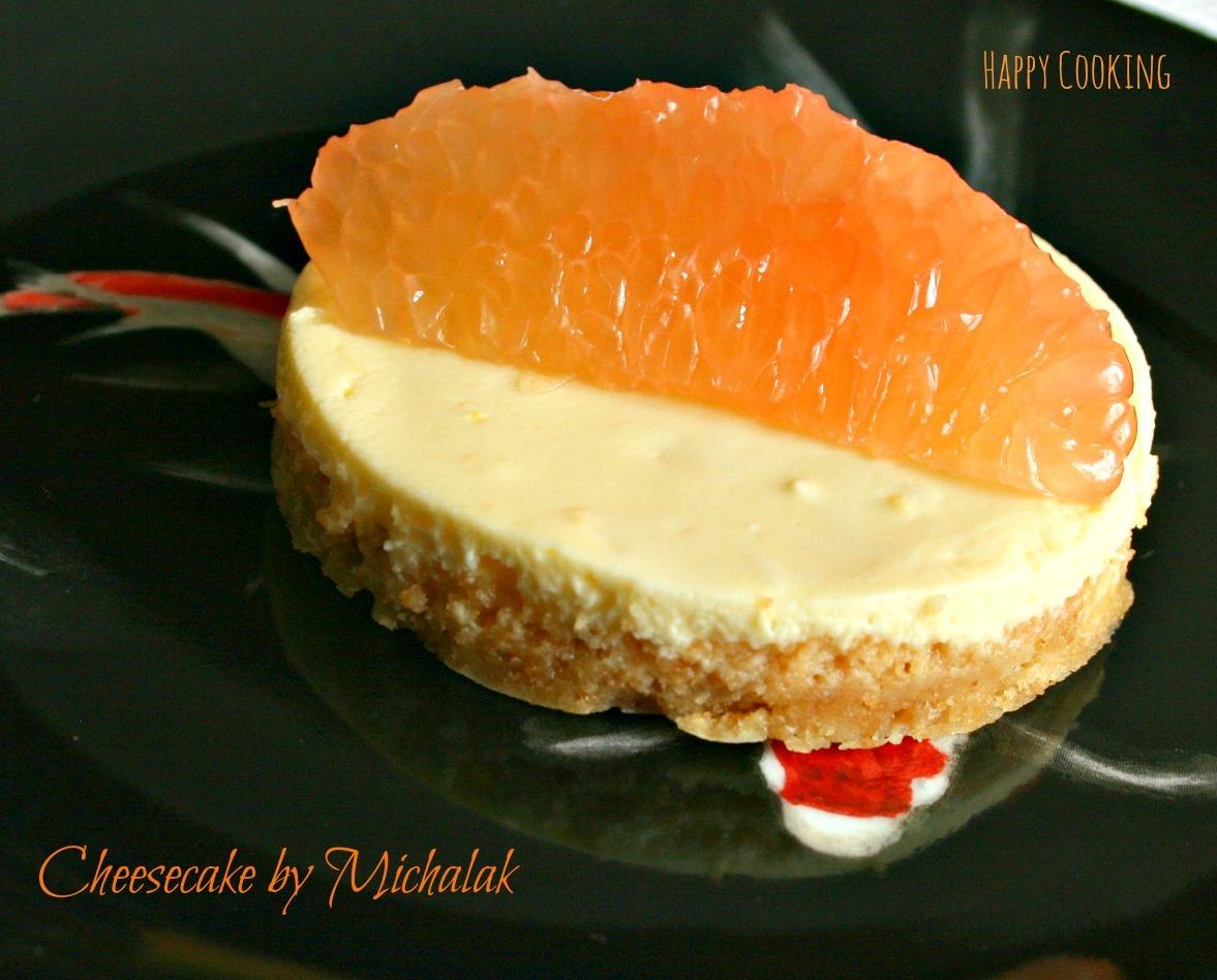 Cheesecake by Christophe Michalak