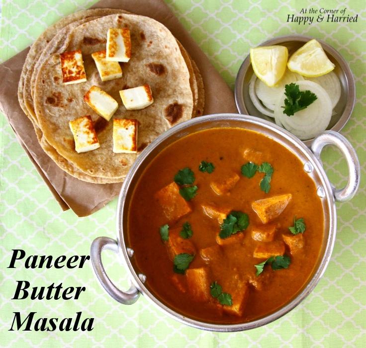 Paneer Butter Masala / Paneer Makhani