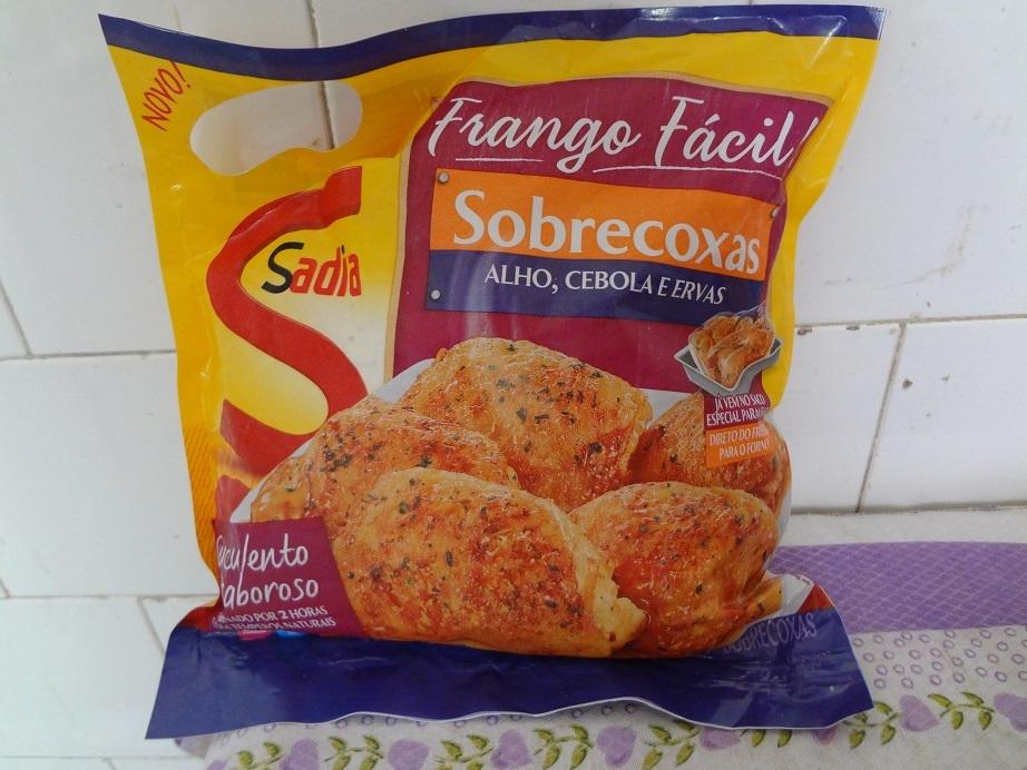 Frango Fácil Sadia – Sobrecoxas