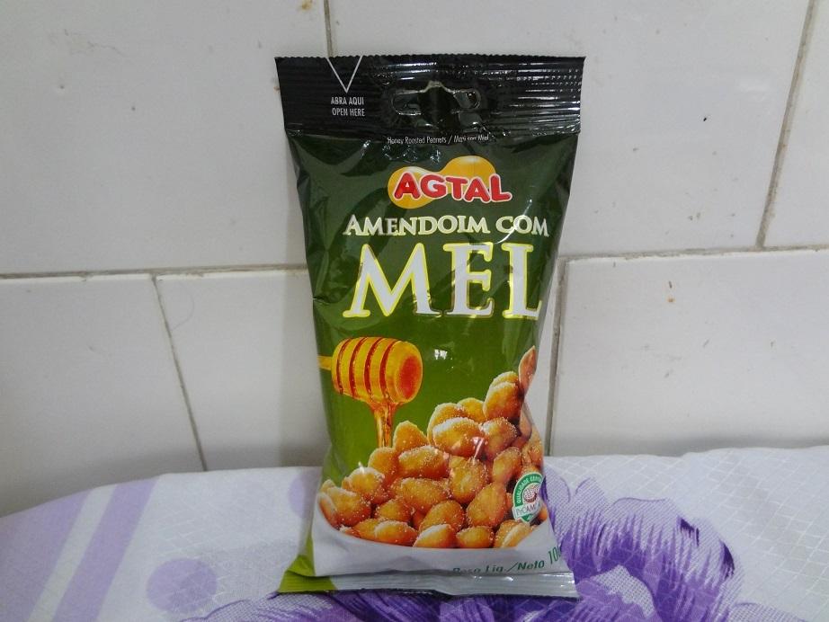 Amendoim com mel – Agtal