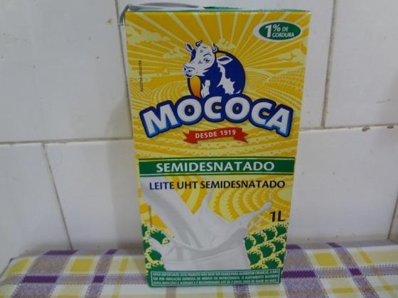 Leite Semidesnatado Mococa