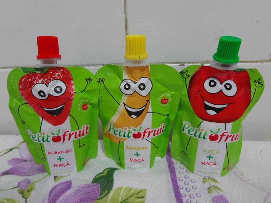 Purê de Frutas Petit Fruit  Maçã + Maçã – DoPomar