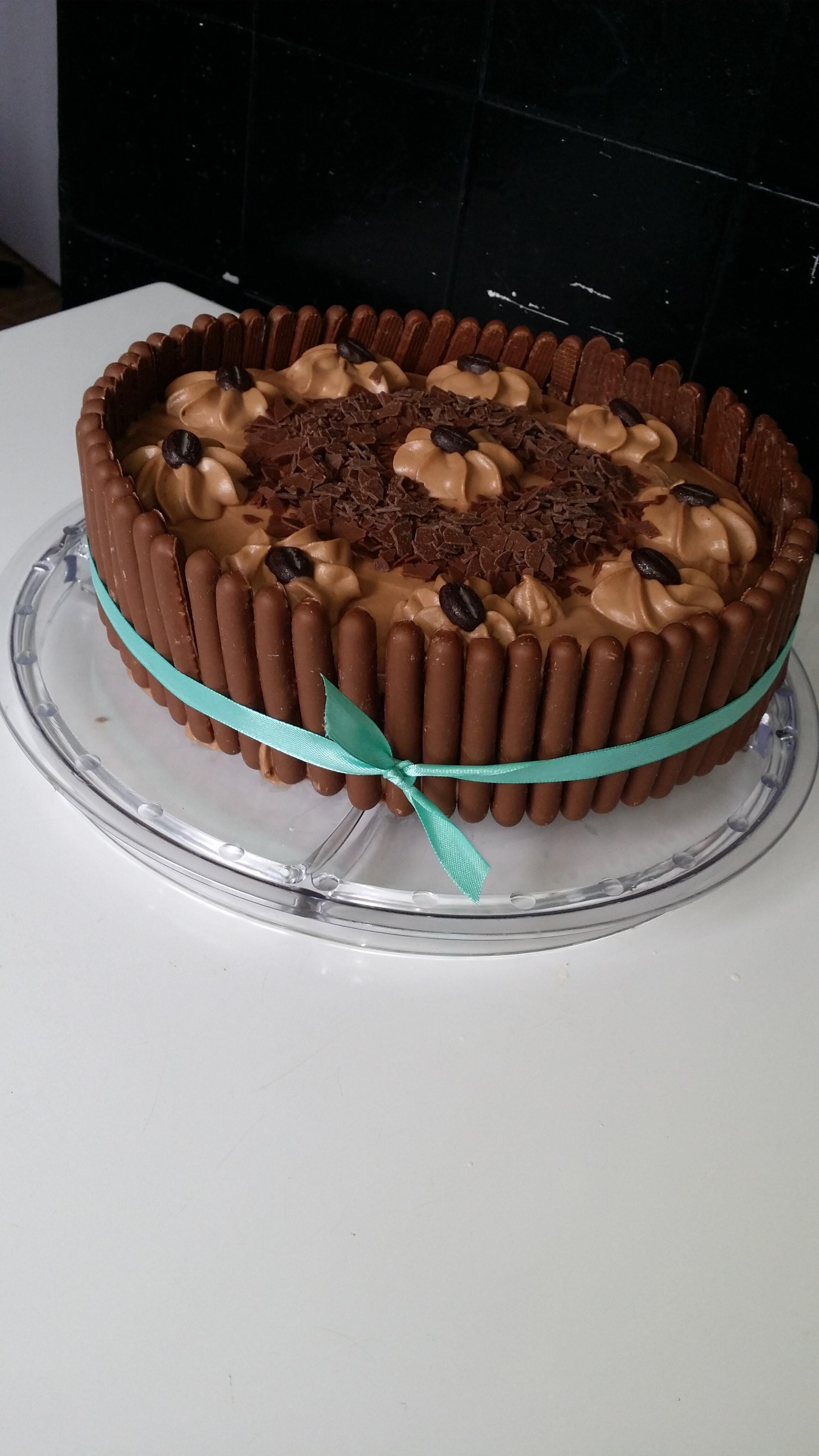 Gâteau au  chocolat et Nutella super léger et trop bon!!!