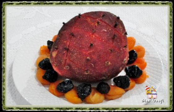 como decorar pratos com frutas e legumes