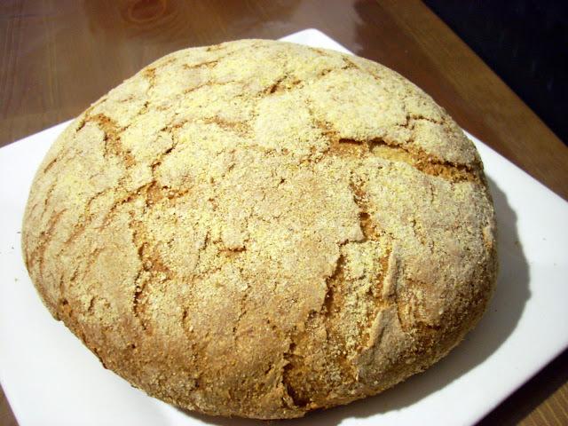 Broa - Pan de Maiz Portugués