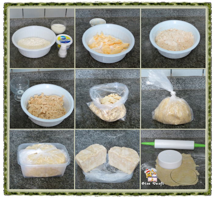 Pastelzinho de forno
