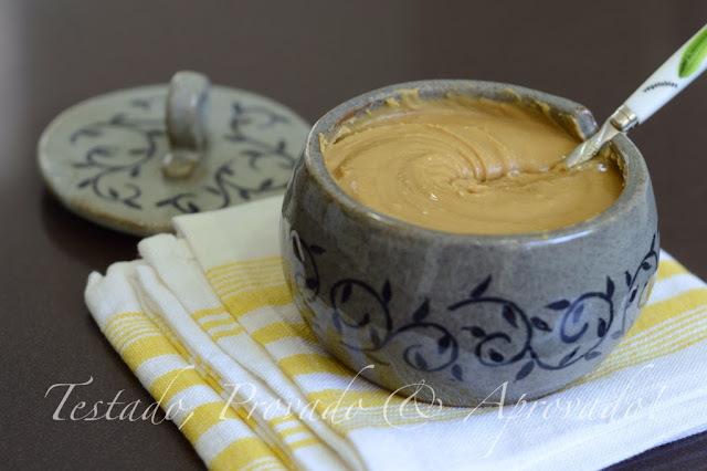 MANTEIGA DE AMENDOIM (Peanut Butter)
