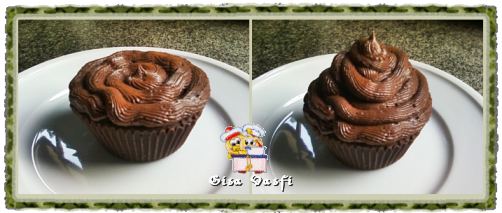 Buttercream básico e de chocolate