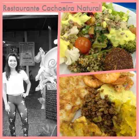 Resenha: Restaurante Natural, Vegetariano - parte 1 - Moema Natural,Cachoeira Natural e Cachoeira Tropical (São Paulo)