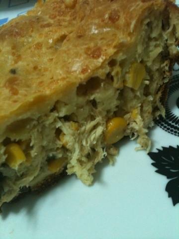 Torta Caipira Chique