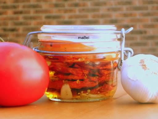 microondas tomates secos