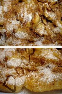 file de peixe com molho branco com banana frita