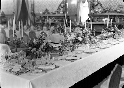 Salas de banquete - Palácio Nacional da Ajuda de Lisboa