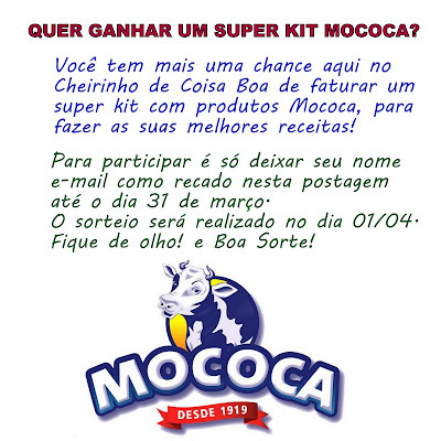 Promoção Mococa - Março
