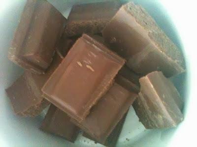 Bolo de Chocolate (Sem Ovos, Sem Leite, Sem Manteiga)