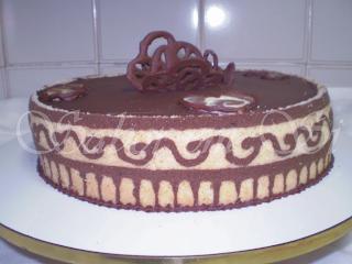 Bolo de Chocolate com Nhá Benta