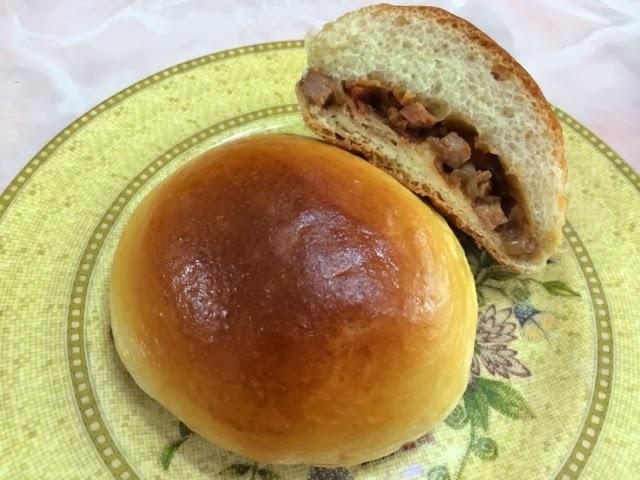 叉燒包(麵包機搓粉,有湯種份量及普通份量)