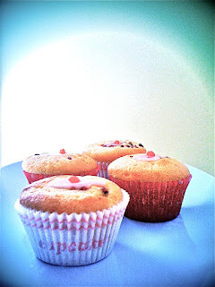Kahikatea Cupcakes, and Writing a Cookbook Part 8