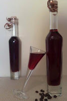 domači liker od crnog vina
