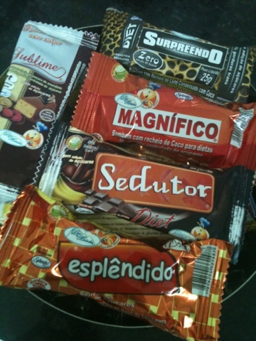 Chocolates zero açúcar e 100% sabor! (Dica Doce da Montanha)