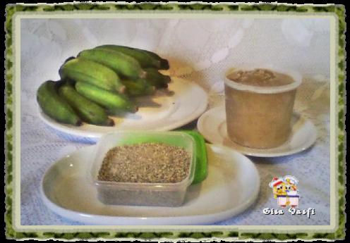 preparada com mandioca farinha de mandioca ou polvilho