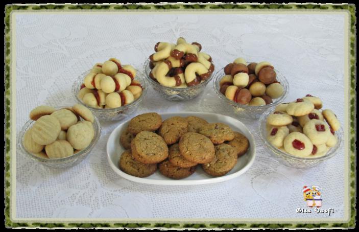 Segredos para preparar biscoitos