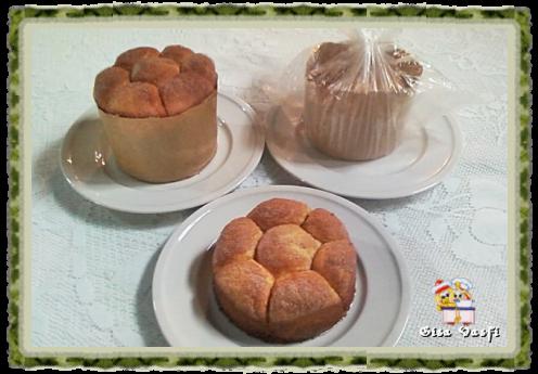 Pão de bolha ou colmeia