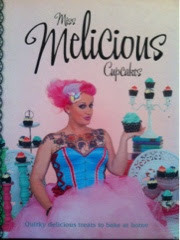 miss melicious cupcake