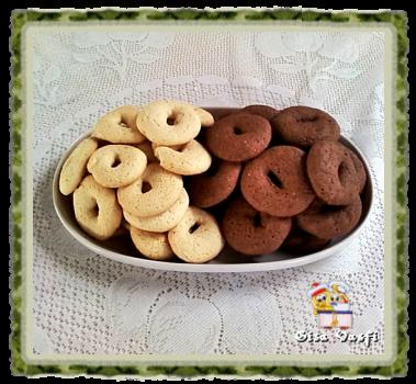 Biscoito de chocolate de d. Edna