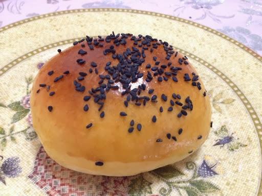 湯種日式紅豆包(麵包機搓粉)