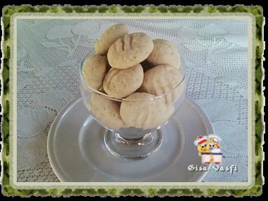 Biscoito de polvilho e coco