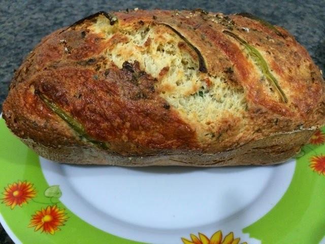 Pão Mediterrâneo
