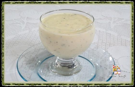 molho branco sem farinha de trigo ou maisena