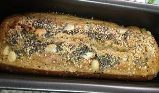 bolo de goma com trigo e queijo