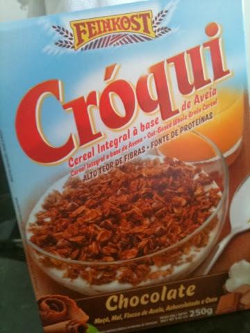Bolo de Chocolate Cróqui