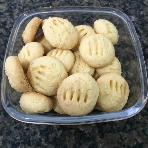 biscoito amanteigado de maizena sem farinha