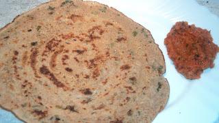 Mixed flour pancakes/dosas