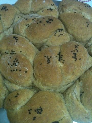 Pão Integral de Alho (Zini Brasil)