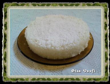 cuscuz de tapioca salgado