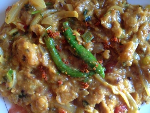 Gujarati achaar masala