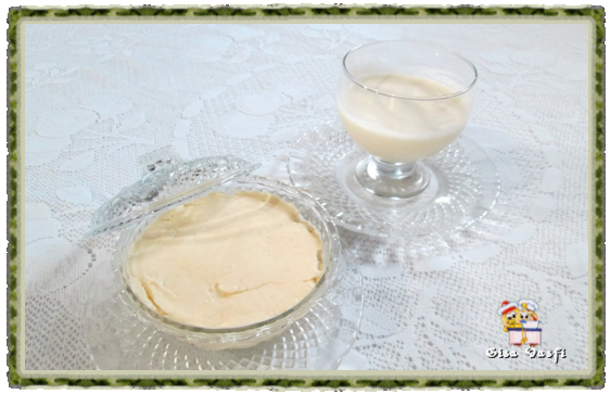 Buttermilk e manteiga caseira