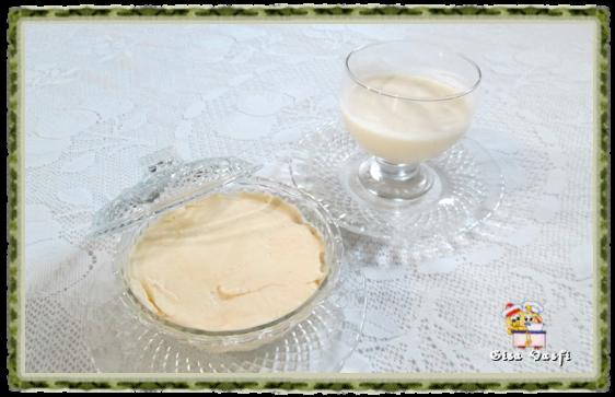 Buttermilk e manteiga caseira