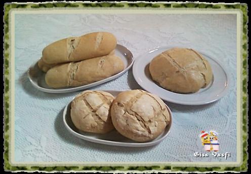 pão massa fina ou italiano