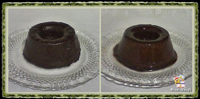 cobertura de chocolate cremosa para bolo de cenoura